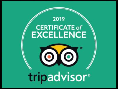 Ψαροταβέρνα Island Basket Αρτέμιδα/Λούτσα - TripAdvisor Certificate of Excellence 2019